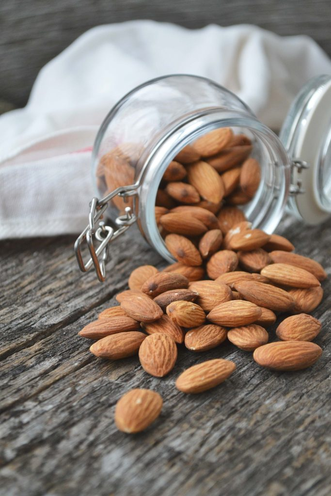 Thermomix Almond Milk