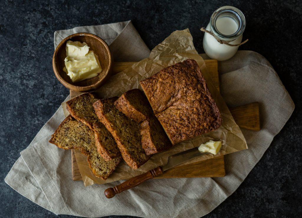 Hummingbird Bakery Banana Bread