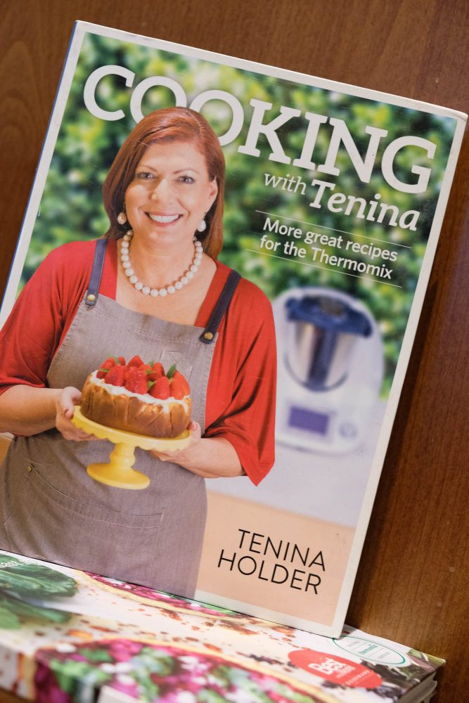Tenina cookbooks