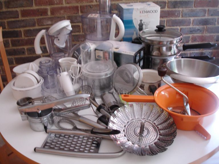 What you can throw away by owning a Thermomix
