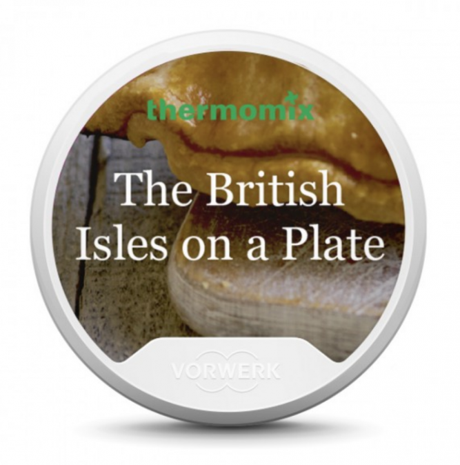 British Isles on a Plate