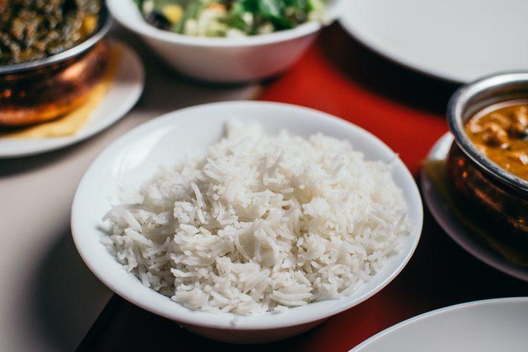 Fluffy rice