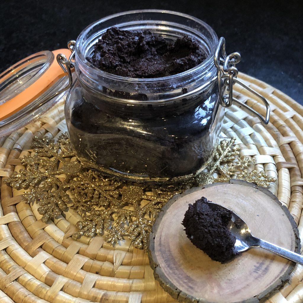 Chocolate Coconut Body Scrub